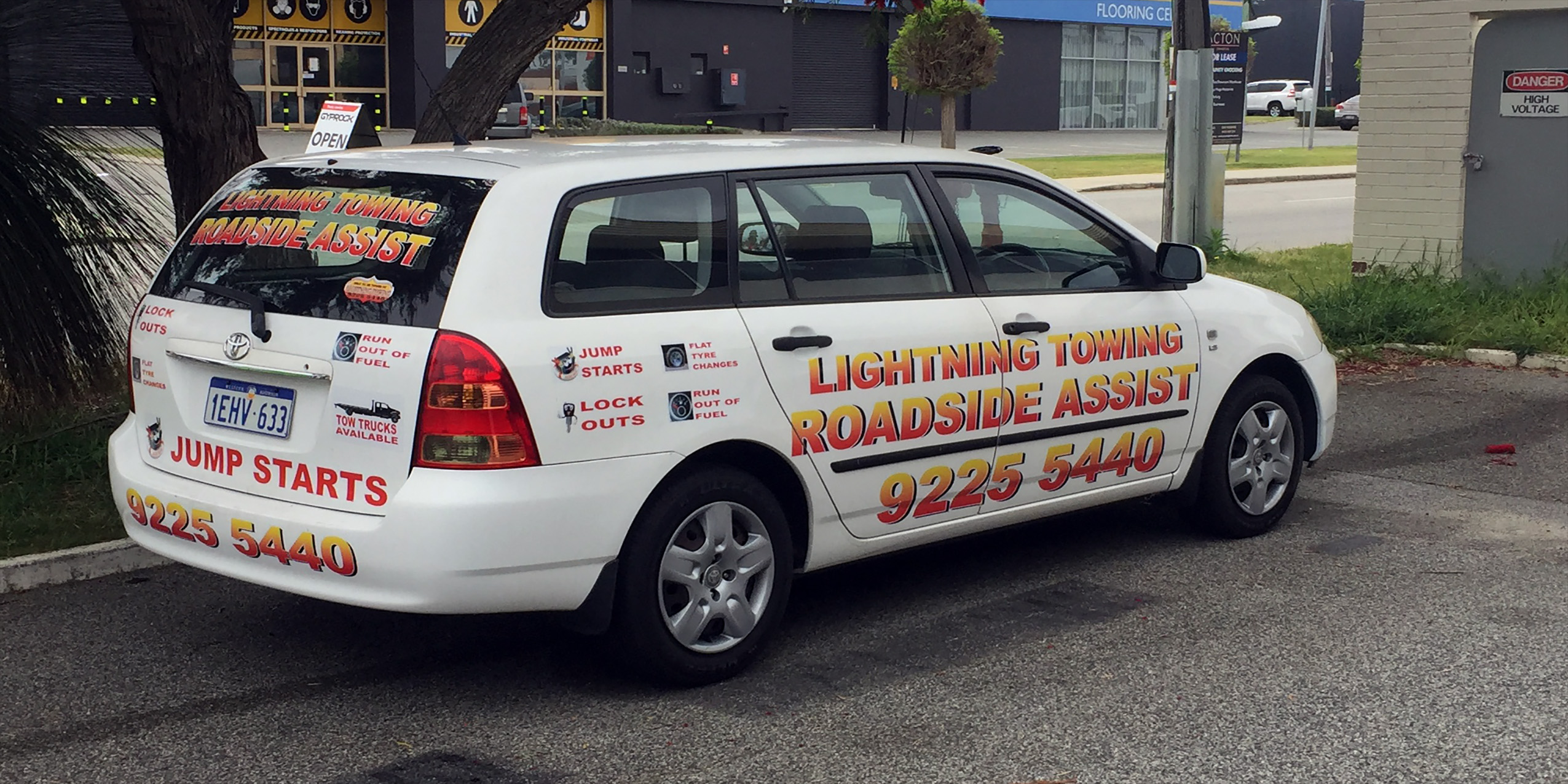 perth roadside assistance service