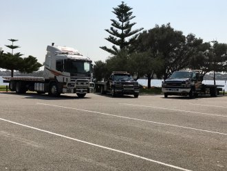 best tow truck perth