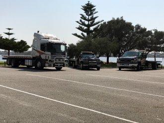 best tow truck perth