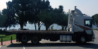 heavy duty towing perth